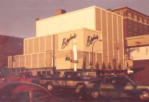 Bigelowu0027s Department Store, December 1980